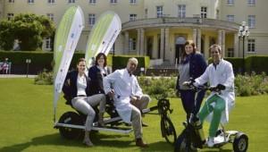 Mobilitätskonzept des Kreises Lippe, der Freeliner ist dabei