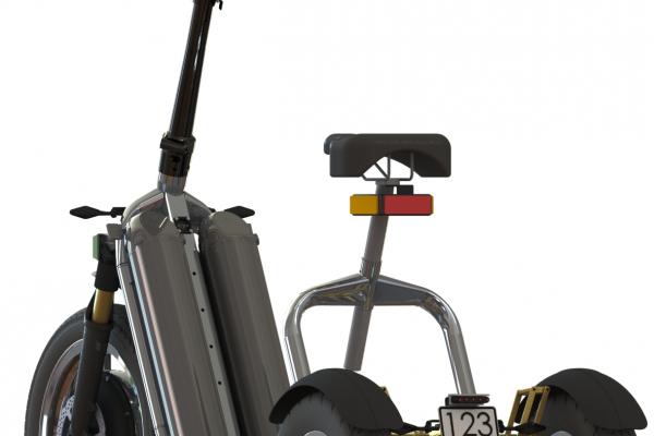 Entwicklung Elektro Dreirad Freeliner LongCo News